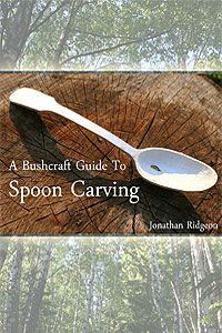 Bushcraft e-books by Jon ridgeon - jonsbushcraft.com