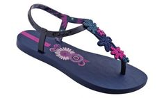 iPANEMA Flip Flops | Navy Mexico Sandals by iPANEMA Flip Flops | Buy Flip Flops, Sandals and Wedges at iPanema.co.uk - ipanemaflipflops.co.uk Ipanema Flip Flops, Flipping, Mexico, Wedges, Navy, Sandals, My Style, Stuff To Buy, Shoes