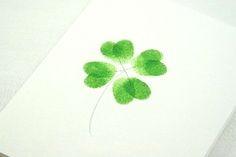 fingerprint clover