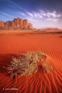 Jordan desert!