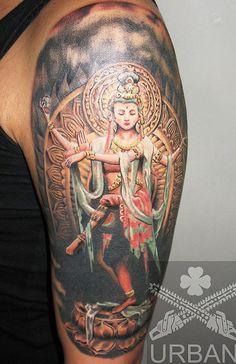 Realistic Tattoo by Dmitriy Urban   Tattoo No. 11934