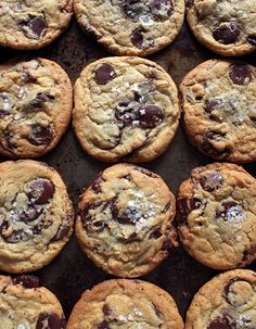 JACQUES TORRES'S THREE-DAY CHOCOLATE CHIP COOKIES {recipe} — The Delicious Life