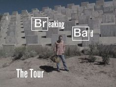 Have you taken the Breaking Bad tour in Albuquerque? Fascinating!
