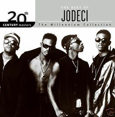 The Best Of Jodeci 20th Century Masters The Millennium Collection - CD