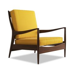 mid-century modernist char from Thrive Furniture