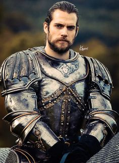 Henry Cavill - Charles Brandon...Just get me a can opener and I am all over him.