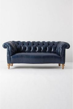 love the turned legs and the fabulous lines of this sofa
