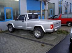 jeep pickup comanche