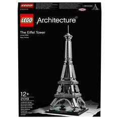 Lego's Eiffel tower