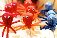 CupKates Event Design: Under the Sea Birthday Bash!