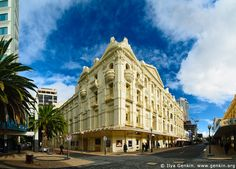 His Majesty's Theatre, Perth - saw loads of opera and ballet here! Lovely little theatre!