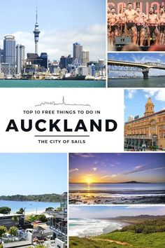 Top 10 Free Things to do in Auckland, New Zealand