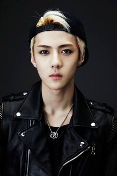 EXO Sehun. . . Ultimate bias list ruiner