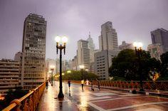 Viaduto Santa Ifigênia -São Paulo - (by Vismar R)