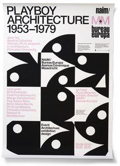 NAiM Playboy Architecture 1953 / 1979 / Experimental Jetset