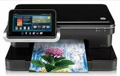 HP Photosmart eStation All-In-One – the Color Inkjet AIO with a detachable color touch screen Hp Printer, Photo Printer, Inkjet Printer, Laser Printer, Desktop Computers, Laptop Computers, Hp Products, All In One, Just For You