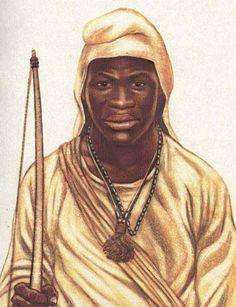 Connu notamment à travers l'épopée qui porte son nom, Soundjata Keita, également connu sous le nom de Mari Djata, et peut-être de Sariq Jata, est le fondateur de l'empire médiéval du Mali, que sont les actuels Mali, Guinée, Sénégal et Gambie.
