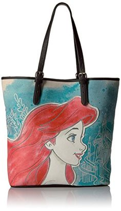 Disney Discovery- Ariel Tote Bag