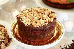 Bolo de nozes, Nuts Cake