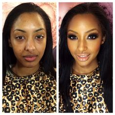 27 Before-And-After Photos That Show Just How Powerful Makeup Is. [MOBILE STORY]
