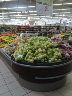 Super U - France - Grocery Retail - Supermarket - Food - Layout - Landscape - Lifestyle - Non Food - Visual Merchandising - www.clearretailgroup.eu