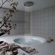 cool shower!