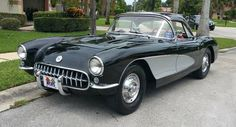 Legendary C1: 1957 Corvette Latham Supercharged - http://barnfinds.com/legendary-c1-1957-corvette-latham-supercharged/