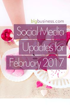 Keep on top of the latest news, changes, and updates in social media all in  one place! This month features: Facebook, Instagram, Twitter, Pinterest,  LinkedIn, and YouTube.