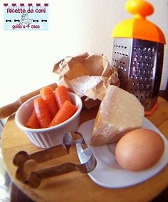 Rice biscuits with carrots and parmesan – Pet Supplies Dog Biscuits, Dog Care, Parmesan, Dog Food Recipes, Pet Supplies, Fruit, Pet Food, Puppets, Whisky