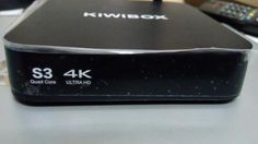 Android TV Box  Kiwi S3  ram 1Gb free HBO StarMovies AXN Cinemax CatoonNetwok