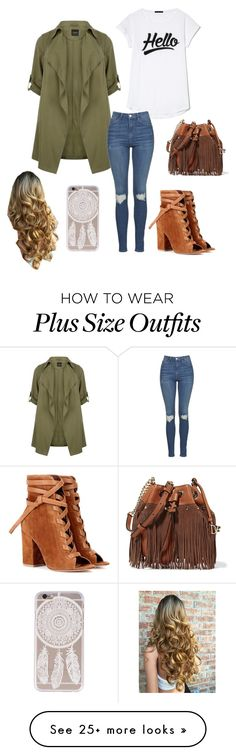 """Casual with style"" by allyse-sympson on Polyvore featuring Topshop, Gianvito Rossi and Diane Von Furstenberg"