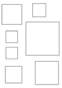 Sehr l'activité de découpage en maternelle ps, ms, gs à imprimer  AT54