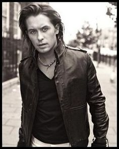 Mark Owen: Lovely. Smart. Sexy. Nope. Nothing else needed here.