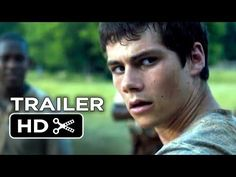 The Maze Runner Official Trailer Dylan O'Brien Trailer Film, Book Trailers, Maze Runner Movie, Maze Runner Series, Hollywood Trailer, Film Science Fiction, Hd Love, Now And Then Movie, Indie Movies