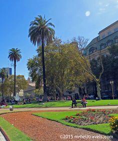 The Plaza de Mayo Buenos Aires www.mrbelltravels.com