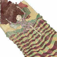 Doll Bed by  Cecília Murgel