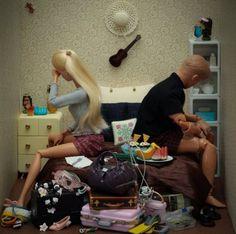 """""""Bad Barbie"""" by Mariel Clayton"""