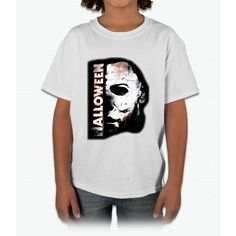 Halloween Face And Drip Horror Official Movie Poster Bee Movie Young T-Shirt