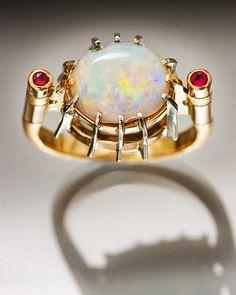 Custom Jewelry Design Douglas Zaruba