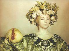 "Sofiko Chiaureli, 1968, Parajanov's ""The Color of Pomegranates"""