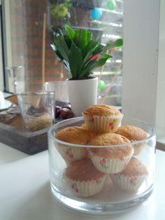 Mini-cupcakes! Recept voor citroencupcakes