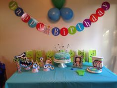 2 year old birthday party!