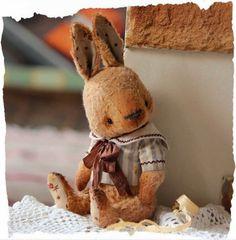 Сказки стареньких игрушек: Заинька и.... ляленька :)