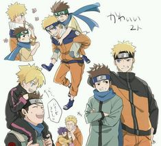 Naruto and Konohamaru - Azizah Dragneel - Google+