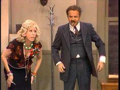 THE CAROL BURNETT SHOW~MR TUDBALL & MS WIGGINS CLASSIC