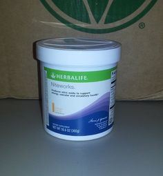 Herbalife Niteworks Powder Mix-orange-mango 10.6 Oz Size -- To view further, visit now : Weight loss Shakes and Powders