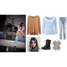 Kurt Cobain Inspired Kurt Conain, Kurt Cobain Style, Grunge Outfits, Polyvore Fashion, Feminine, Style Inspiration, Inspired, Clothing, How To Wear