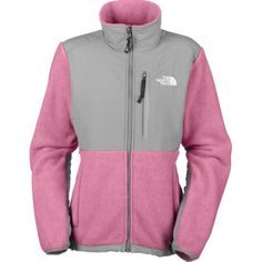 north face girls jacket, Discount North Face Denali Women's Grey Pink Online Shopping