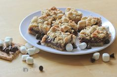 S'mores Bars Recipe - Better in Bulk