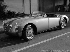 1961 MG MGA 1600 Bugatti, Lamborghini, Ferrari, Old Classic Cars, Classic Sports Cars, Sports Car Photos, Porsche, Antique Motorcycles, Classic Car Restoration